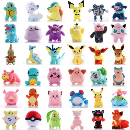 Pokemon Kawaii Plush Doll Toy