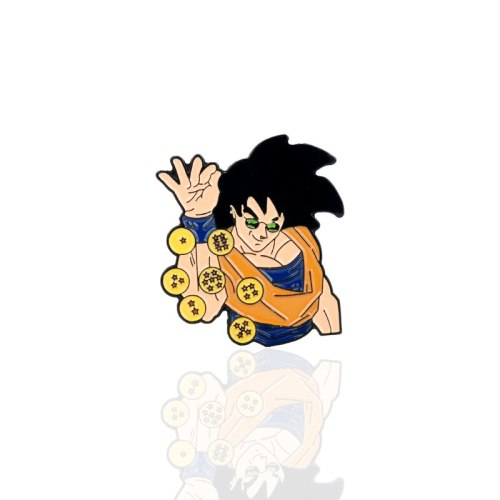 Anime  Dragon Ball Z Sun Wukong Brooch