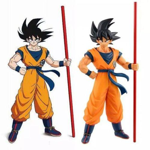 Banpresto Dragon Ball Z Son Goku Figure