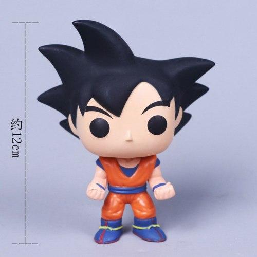 Dragon Ball Anime Son Goku Action Figure Toys For Children Anime Super Vegeta PVC Model Doll Collectible Toys Birthday Gifts