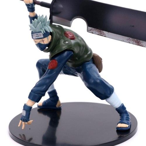 MegaHouse Naruto Kakashi Hatake Figure