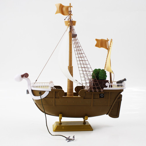 One Piece Figures Going Merry Pirate Ship Toys