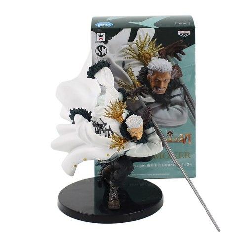 Banpresto One Piece Smoker Action Figure