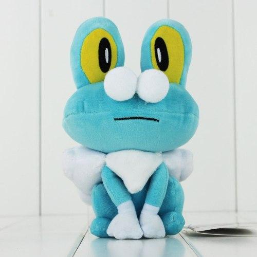 1pcs Charmander Dedenne Vulpix Dragonite Froakie  plush stuffed toy