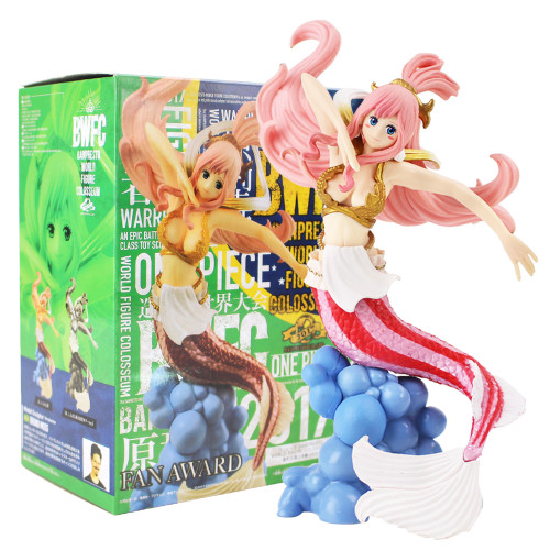 Banpresto One Piece Shirahoshi Mermaid Beauty Figure