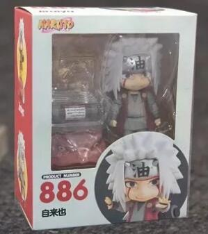 Naruto Jiraiya Gama Bunta Figure