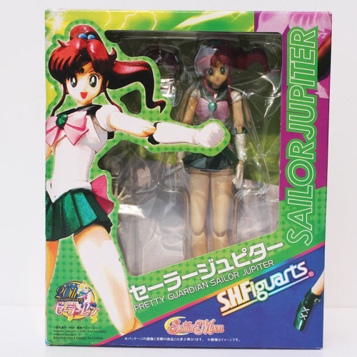 15CM Sailor Moon Toy With Box Action Figure