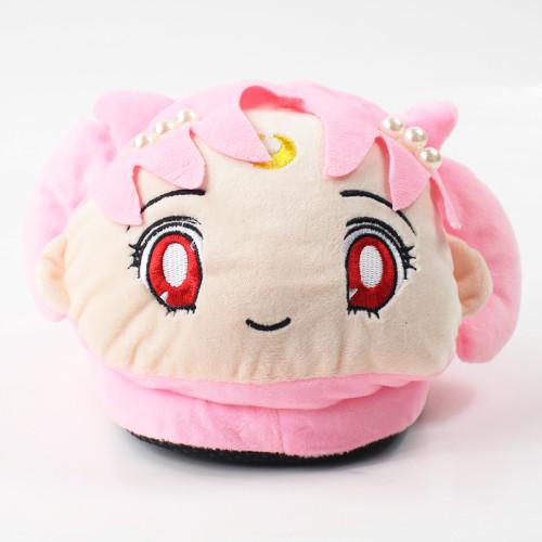 Sailor Chibi Moon Winter Indoor Slippers