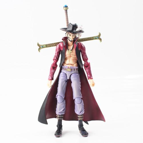 One Piece Dracule Mihawk with Sword Action Figure