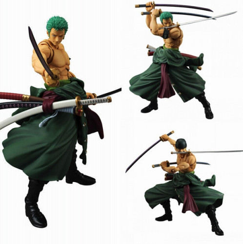 Anime One Piece Movable Figure Luffy Ace Roronoa Zoro Trafalgar Law Sabo PVC Action Figure Toys Collectible Model