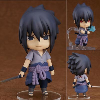Good Smile Naruto Uchiha Sasuke Anime Action Figure PVC