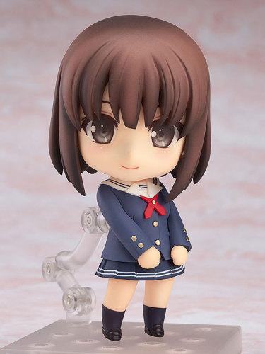 Good Smile Anime Saenai Heroine No Sodatekata Katou Megumi Stand Ver Q Version Figure Action