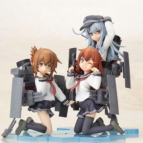 Hibiki Yamato Kantai Collection Soldiers PVC Figures Action