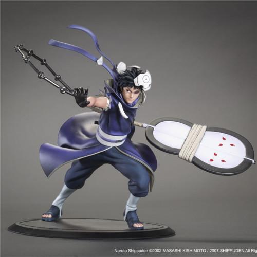 18CM Naruto Shippuden Uchiha Obito Anime Action Figure PVC