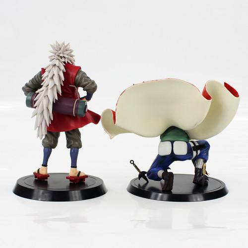 Naruto Namikaze Minato Action Figure 1/8 Scale Painted PVC