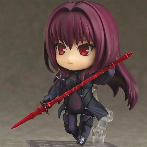 Good Smile Q Version Fate Zero Fate/Grand Order Lancer Scathach Scale Pre-painted Anime Action