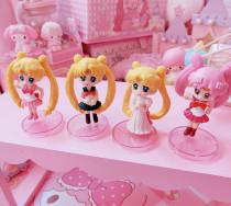 Sailor Moon Car Doll Desktop Decoration