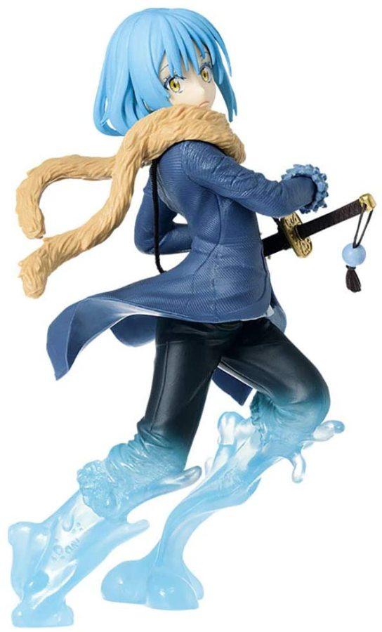 Banpresto Anime That Time I Got Reincarnated As A Slime Rimuru Tempest EXQ Figure Toy