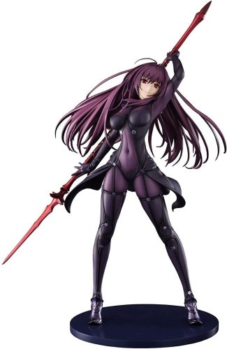 Plum Fate Zero Fate/grand Order Lancer Scathach Scale Pre-painted Anime Figures Action