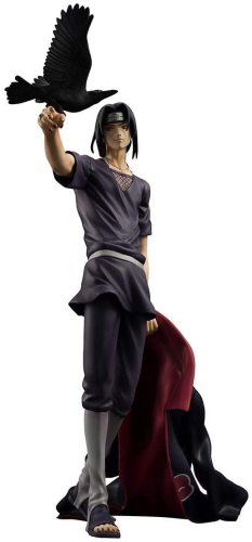 MegaHouse Naruto Uchiha Itachi 23CM Anime Figures One Piece