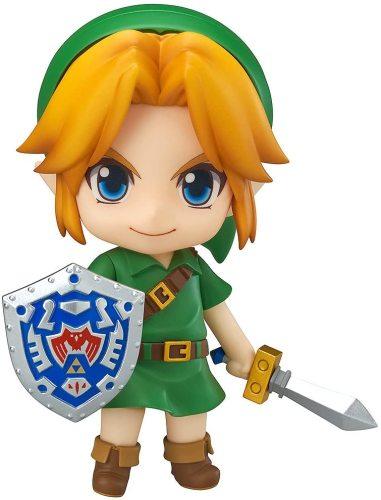 Good Smile Legend of Zelda Skyward Sword Action Figures Q Version PVC