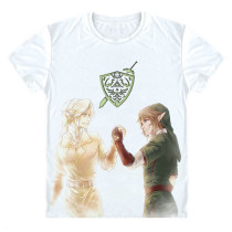 The Legend of Zelda Breath of The Wild 3D T-Shirt