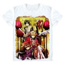 Saiyuki RELOAD BLAST Genjo Sanzo Son Goku T-Shirt