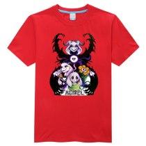 Undertale Sans Papyrus Frisk Flowey ASriel Cotton Game T-Shirt