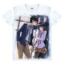 Masamune-kun No Reveng Adagaki Aki T-Shirt