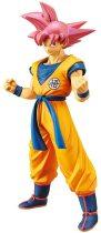 Banpresto Dragon Ball Super Cyokoku Buyuden Super Saiyan God Son Gokou Figure