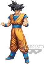 Banpresto Dragon Ball Z Grandista Son Goku Manga Dimensions Figure