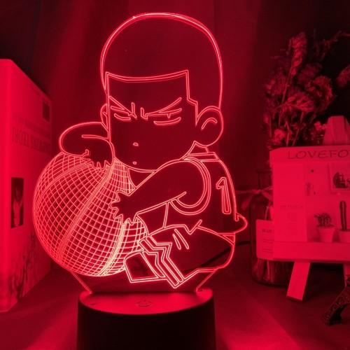 SLAM DUNK 3D Variable LED Night Light