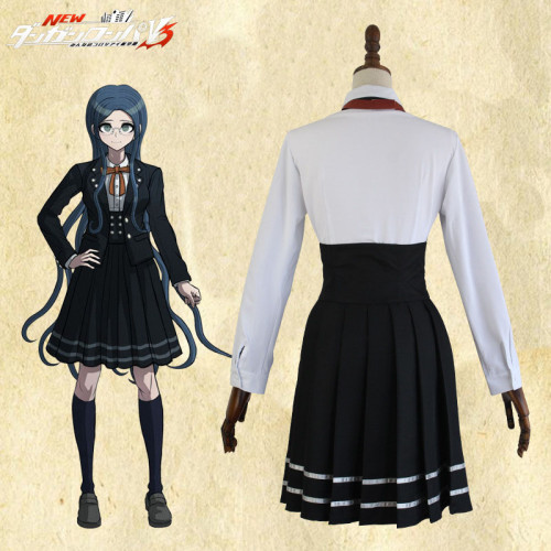 Danganronpa V3 Killing Harmony Shirogane Tsumugi School Uniform