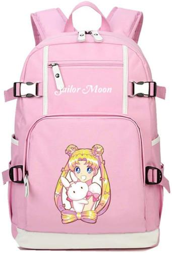 Anime Sailor Moon Tsukino Usagi Printing Backpack
