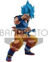 Banpresto DBS Masterlise Super Saiyan God S.Son Goku Blue Hair Figure