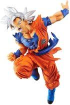 Banpresto Dragon Ball Heroes Transcendence Art Vol.4 Ultra Instinct Goku Figure