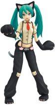 Sega Project Diva Arcade Future Tone Hatsune Miku Super Premium Action Nyanko Figure