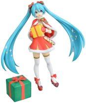 Sega Hatsune Miku Super Premium Action Christmas Figure