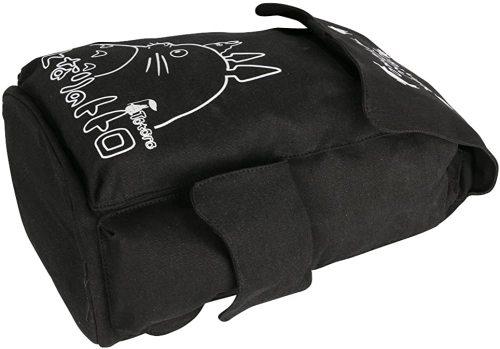 Innturt Totoro Anime Canvas Rucksack Backpack