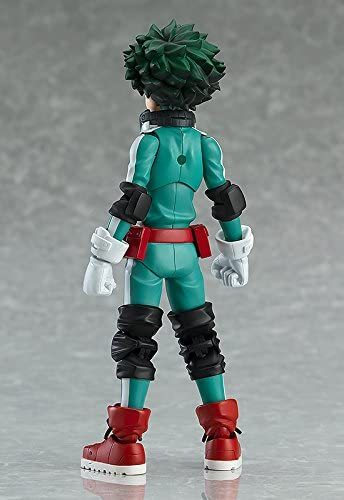 MaxFactory My Hero Academia Izuku Midoriya Figma Action Resale Figure