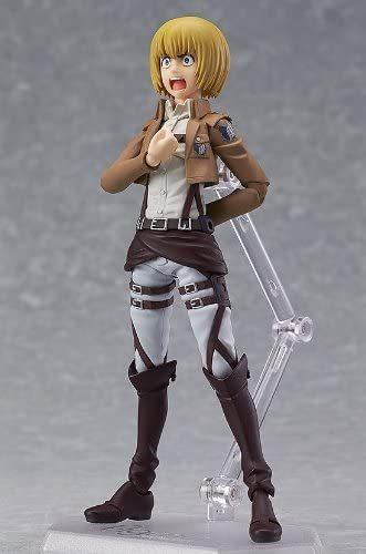 Good Smile Attack on Titan: Armin Arlert Figma Action Figure