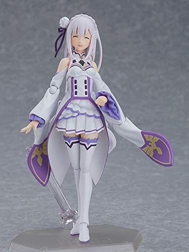 Max Factory Re: Zero Starting Life in Another World: Emilia Figma Action Figure