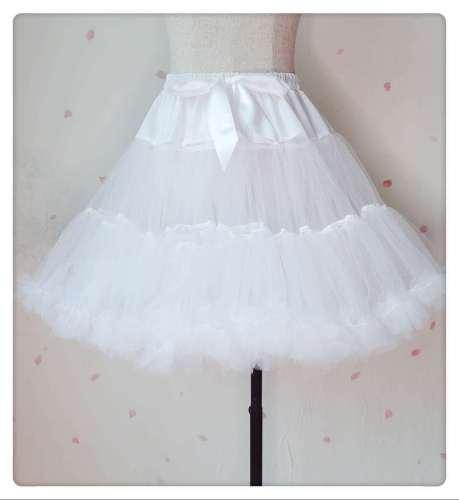 Lolita Soft Gauze Cotton-like Pannier
