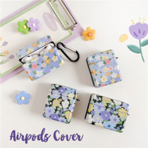 Oil Painting Flower Protective Case IPhone Airpods 1/2/3