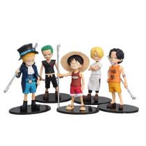 1st Generation One Piece Ornament Toys 5 PCS/Set (Random Pattern)