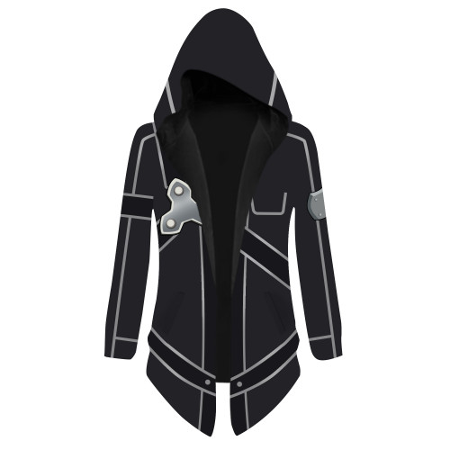 Anime Sword Art Online Cosplay Jackets