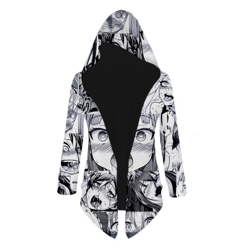Anime Cosplay Hooded Jackets