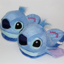 Stitch Plush Half a Pack a Pair of Slippers