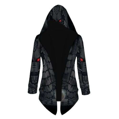 Anime Dragon Ball Cosplay Hooded Jackets