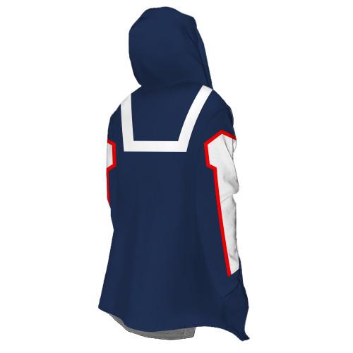 Anime My Hero Academia Cosplay Hooded Jackets